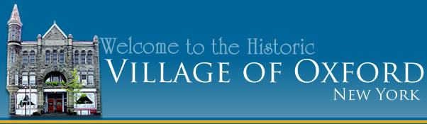 Village of Oxford Logo